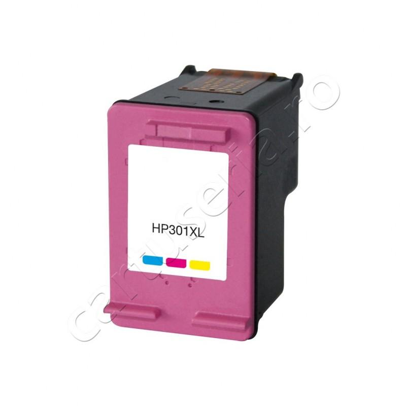Cartus compatibil pentru HP-301XL Color CH564EE
