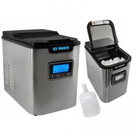 Masina pentru gheata, ecran LCD, putere 120W, Resigilata