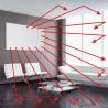 Radiator Smart cu infrarosu, 700W, control smartphone, protectie supraincalzire, termostat, fixare perete