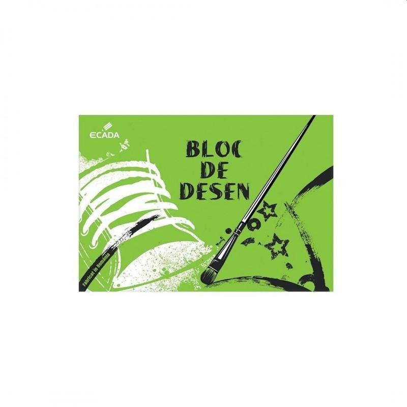 Bloc de desen 16 file format A3 A4 Ecada