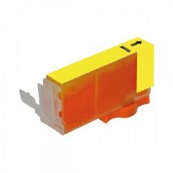 Cartus compatibil pentru Canon CLI-526Y Yellow
