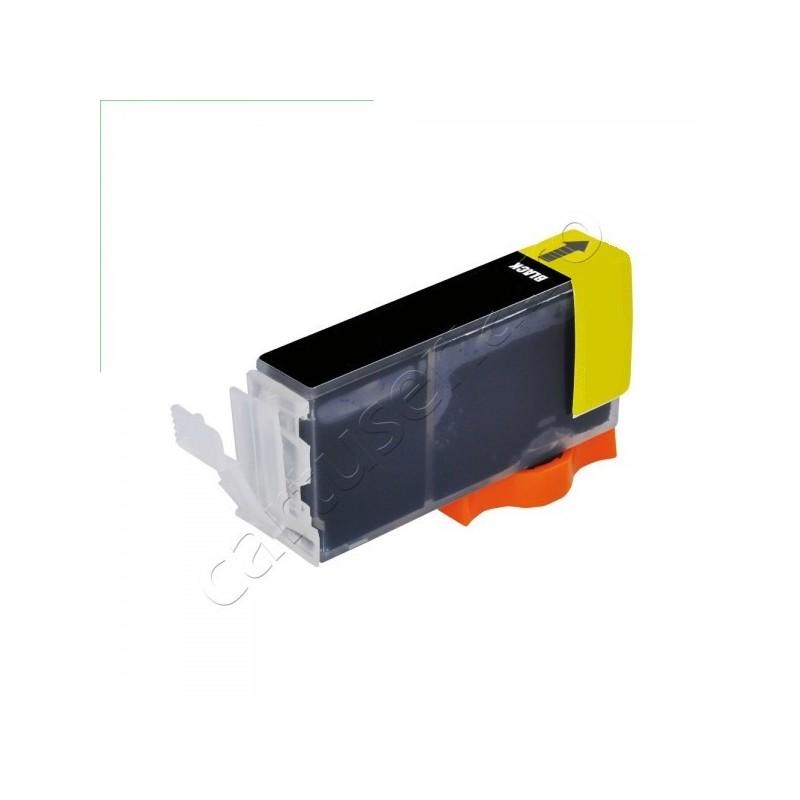 Cartus compatibil pentru Canon CLI-521Bk Black