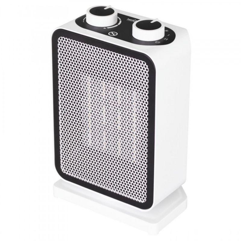 Radiator ceramic 1500W, 2 trepte incalzire, oscilare 70 grade, termostat mecanic