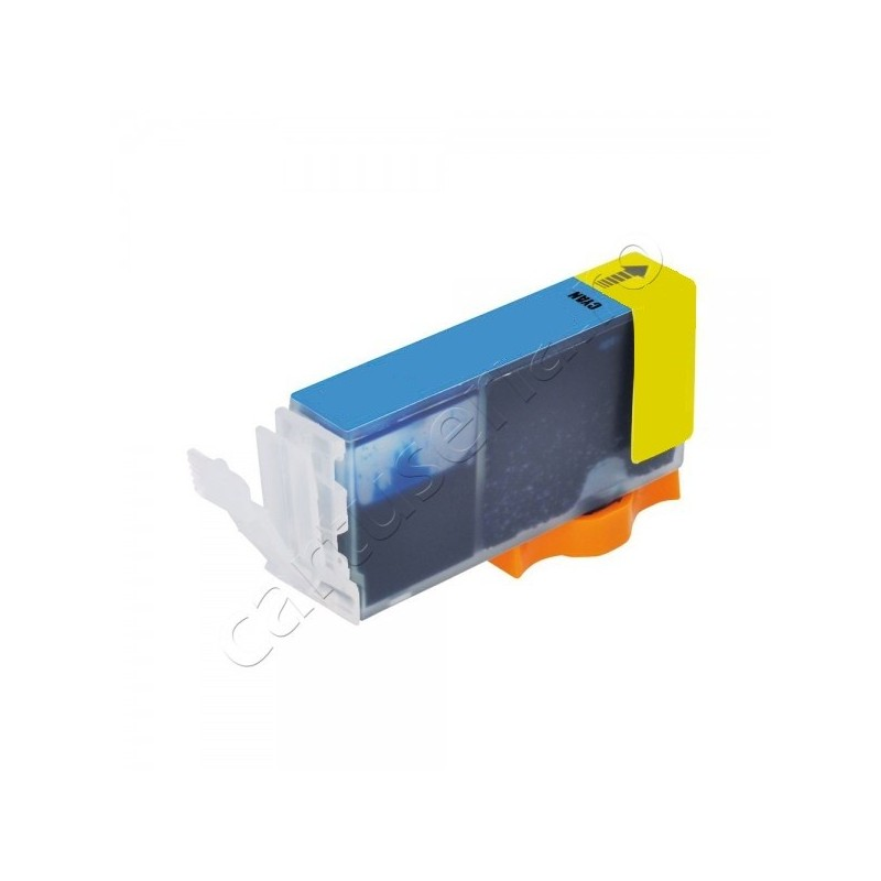 Cartus compatibil pentru Canon CLI-521C Cyan