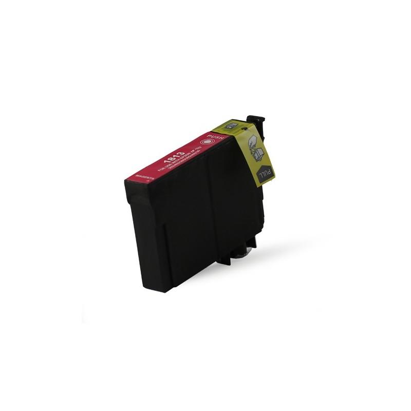 Cartus compatibil pentru Epson T1813 Magenta