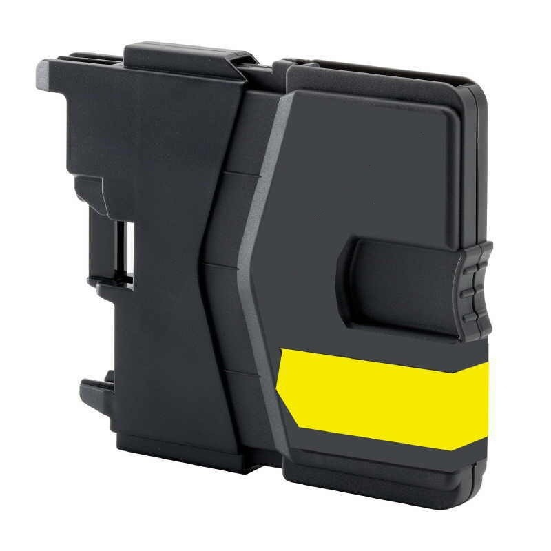 Cartus Compatibil Pentru Brother Lc 985y Yellow
