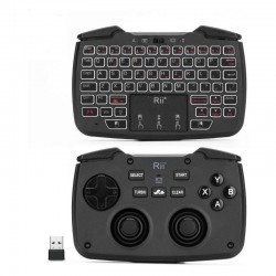 Mini tastatura wireless 3...