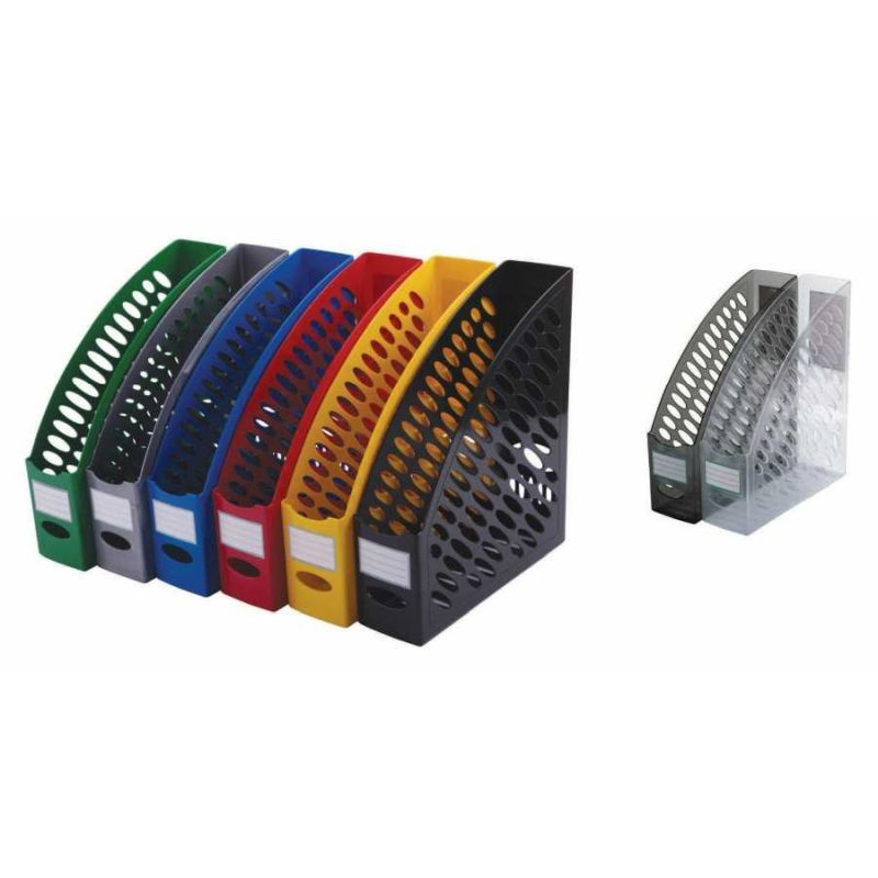 Suport colorat documente vertical ARK, 50x250x300 mm