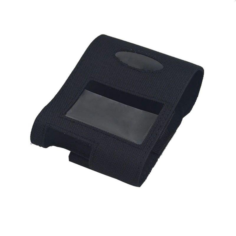 Husa imprimanta termica 5805DD, material textil, prindere curea