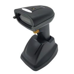 Cititor cod bare 2D Bluetooth, wireless 2.4G, ARM 32-bit Cortex, 500 pulsatii/sec, suport andocare, Euccoi