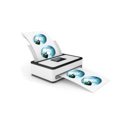 Sticker CD/DVD Glossy printabil 130x255