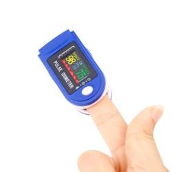 Pulsoximetru digital, nivel saturatie oxigen, puls, oprire automata, display OLED, ProCart