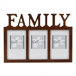Rama foto tripla Family,...
