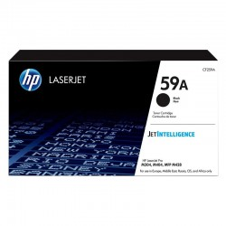Cartus toner original HP 59A Black, CF259A, 3000 pagini