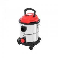 Aspirator industrial 2000W, aspirare uscata si umeda, rezervor 20l, filtrare HEPA tripla