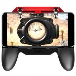 Controller tigger cu cooler pentru smartphone 4.5-6.5 inch, iOS Android, butoane senzitive