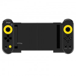 Gamepad bluetooth Dual Thorn, functie Turbo, stand telescopic 5.5-10 inch, iOS, Android, iPega