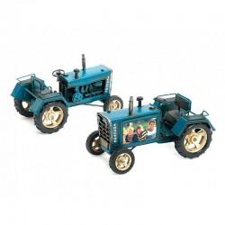 Macheta tractor, rama foto,...