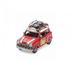 Macheta masina, personalizabila, fotografie 7x5cm, constructie metal, 23x11.5x13.5 cm