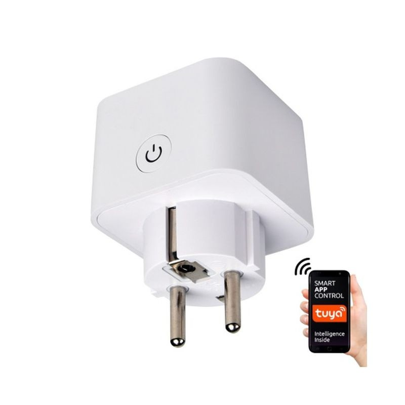 Priza wireless programabila, control smartphone, 3500W, 16A, temporizator