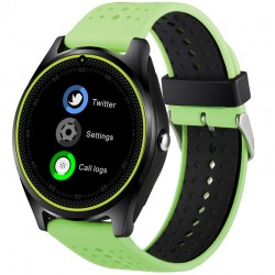 Smartwatch Bluetooth 3.0, camera foto 0.1MP, slot SIM si TF, Sovogue
