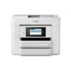 Multifunctionala Epson WorkForce WF-4745DTWF, color, A4, duplex, ADF, fax, Wireless, NFC