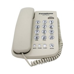 Telefon fix cu fir, functie mute, pause, reapelare, flash, 16 taste mari