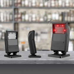 Scaner fix 2D, interfata USB-HID, Windows, Mac, Linux, scanare automata, CCD