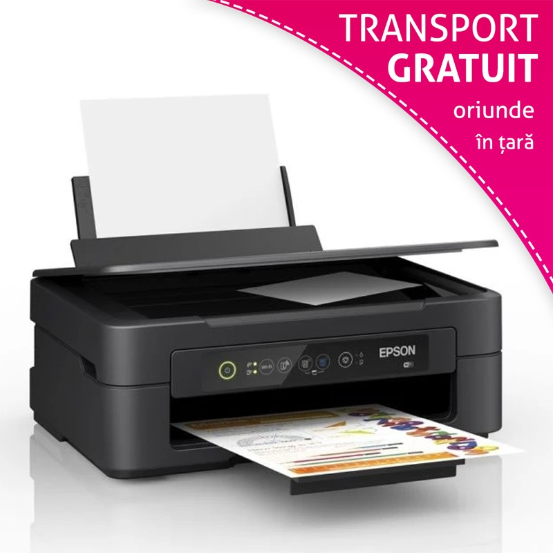 Imprimanta multifunctionala Epson Expression Home XP-2100, A4, color, Wi-Fi