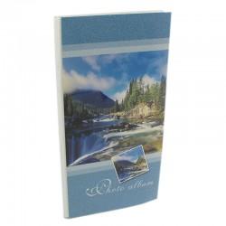 Album foto Cascada, fotografii 10x15 cm, capacitate 96 poze, buzunare slip-in