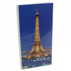 Album foto Paris, 96 poze 10x15, 32 pagini, legatura tip carte, buzunare slip-in
