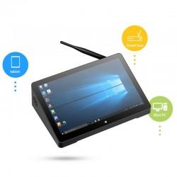 Mini PC PiPO X10S, Quad Core 1.5 GHz, 6 GB, WiFi, Bluetooth, HDMI, slot card TF, Windows 10