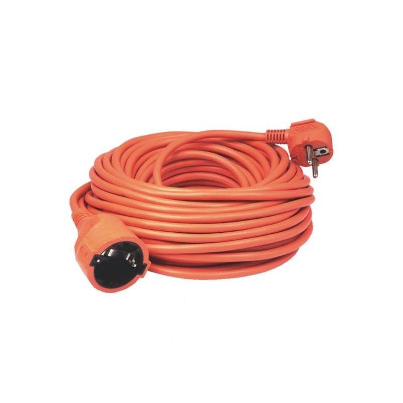 Prelungitor cablu H05VV-F 3G1,5 mm², 3680W, protectie IP20, un soclu