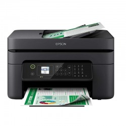Multifunctionala InkJet Epson WorkForce WF-2830DWF, A4, Wi-Fi, duplex, fax, ADF cu cartuse reincarcabile