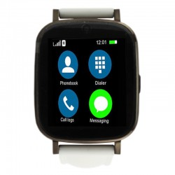 Smartwatch Bluetooth, slot SIM functie telefon, Android/iOS, camera 2MP, LCD 1.54'' tactil, SoVogue