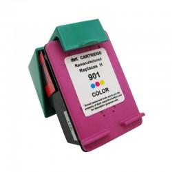 Cartus inkjet compatibil HP 901 Tricolor, capacitate 18 ml