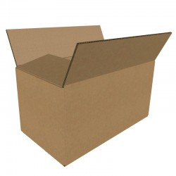 Pachet 1000 cutii carton 240x130x130 mm, natur, 3 straturi, CO3
