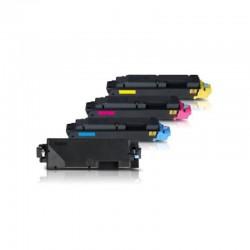Cartus toner compatibil Kyocera TK-5270, cu waste box inclus