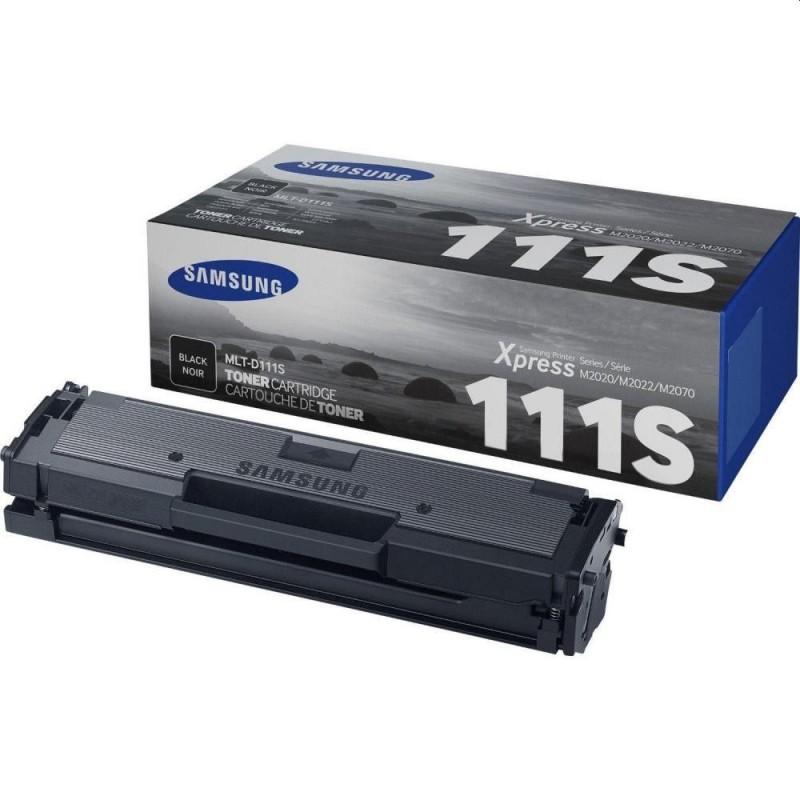 Toner original MLT-D111S Samsung, 1000 pagini