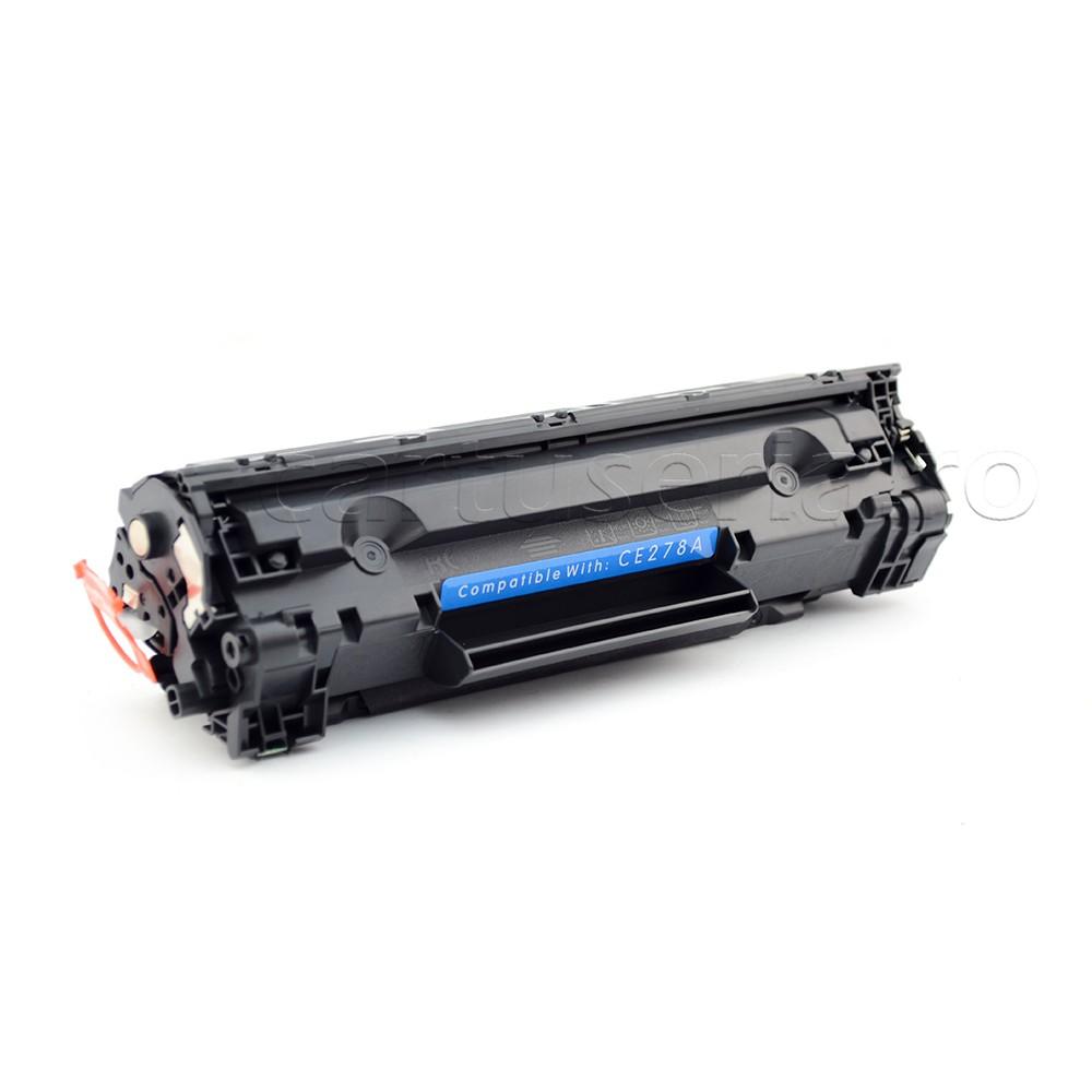 Toner Compatibil Bulk Ce278a 78a Black Hp