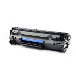 Set 10 tonere vrac compatibile AC-CE285A AC-85A negru pentru HP