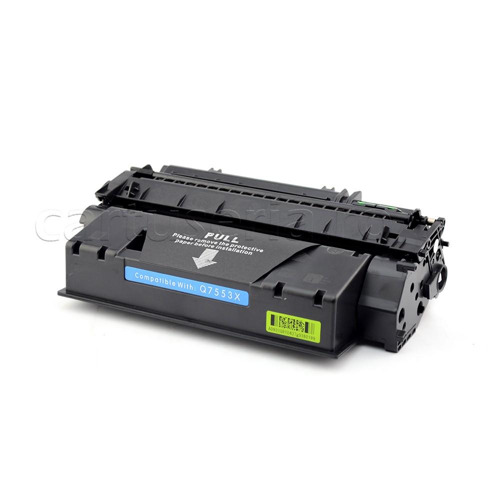 Toner Compatibil Q7553x Black Hp 53x
