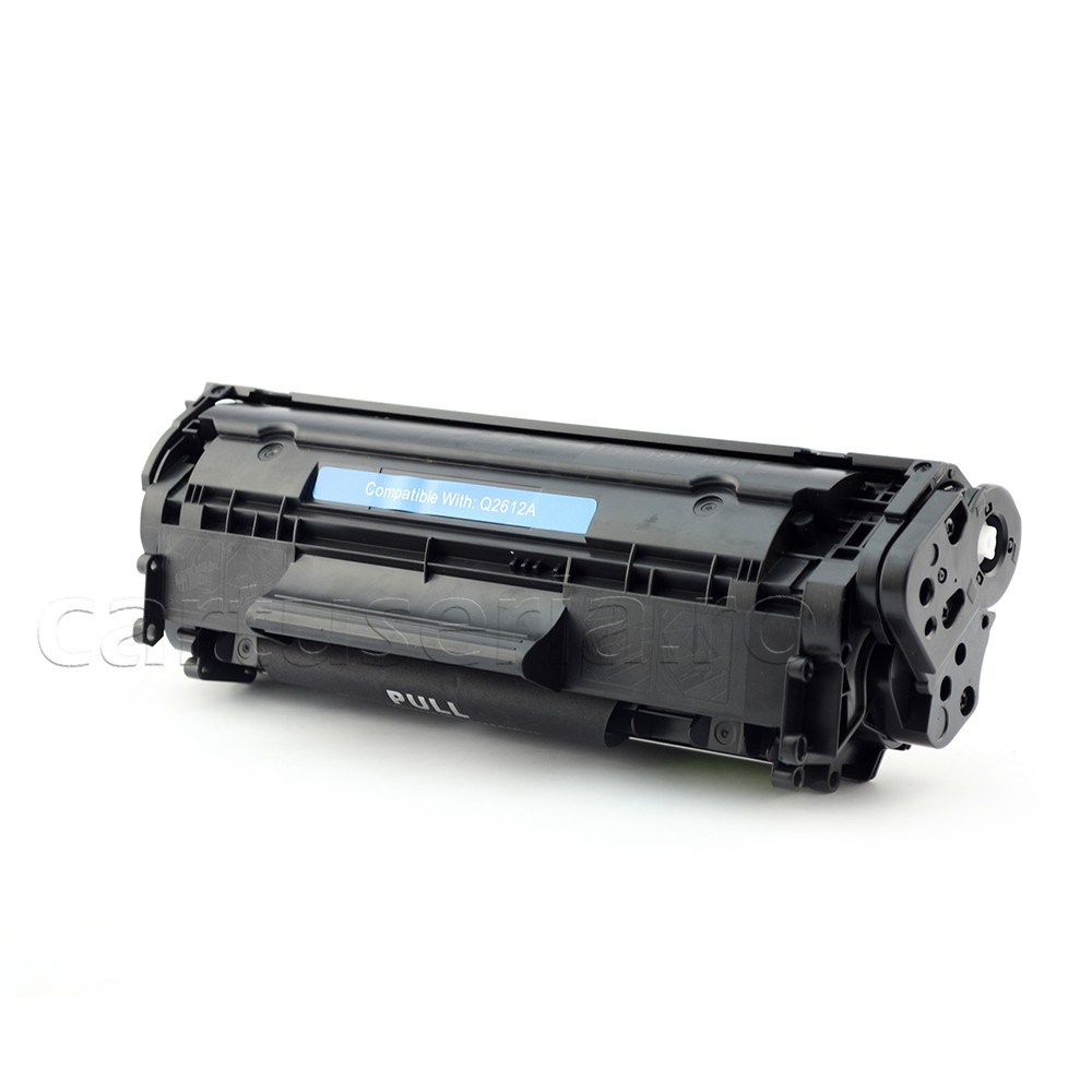 Cartus Toner 12a Compatibil Q2612a Hp Black Vrac