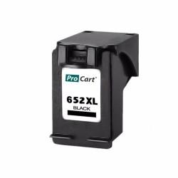 Cartus compatibil HP 652XL Black, de capacitate mare, ProCart