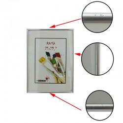 Rama foto Grayson, pentru birou si perete, format foto A4, 21X29.7 cm, resigilat