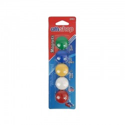Set 5 magneti pentru tabla...