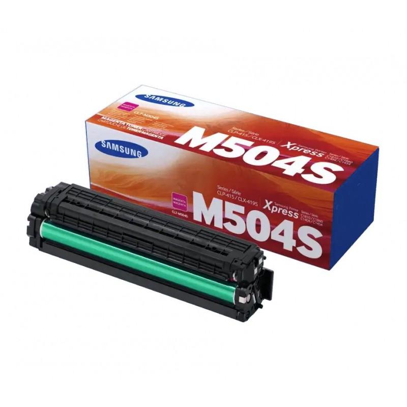 Toner CLT-M504S magenta original Samsung CLTM504S