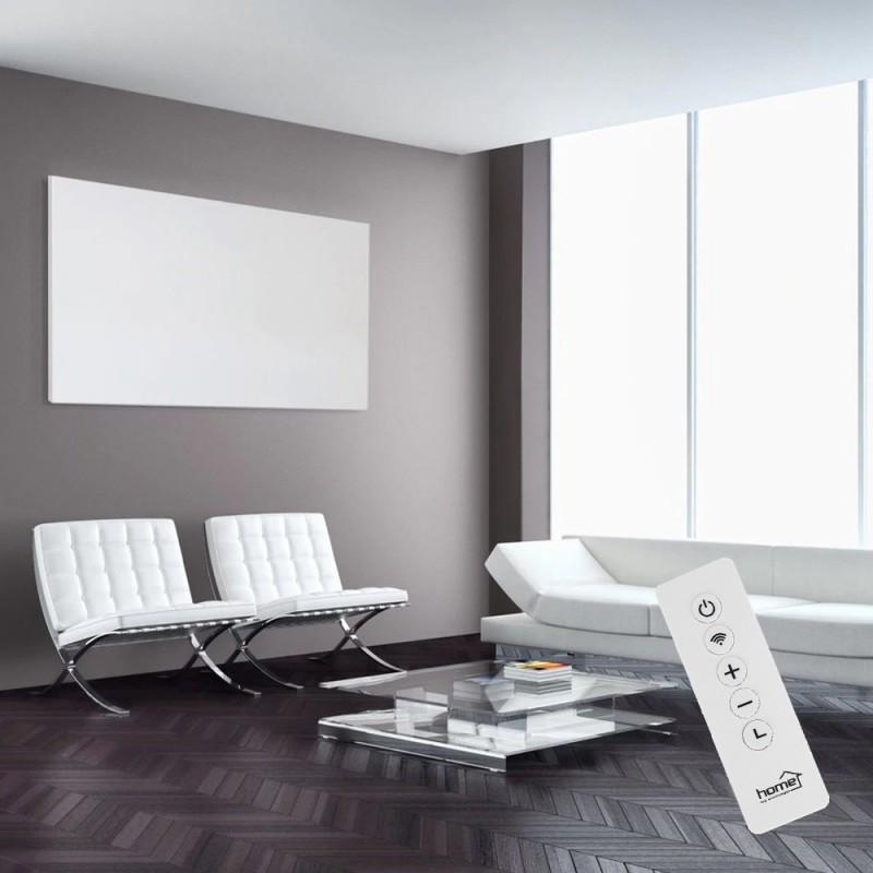 Radiator smart infrarosu hibrid Wi-Fi, 700W, control smartphone, telecomanda, program saptamanal