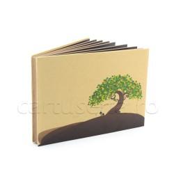 Album personalizabil Wishing Tree cu notite