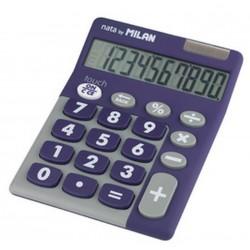 Calculator pentru birou 10dig Milan Touch 906
